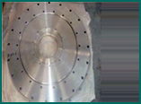 Machined Flanges Fabrication